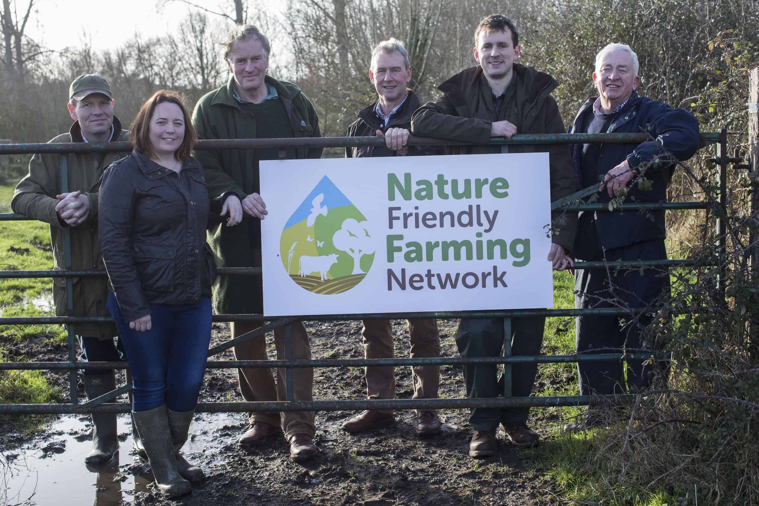 farmers launch nature friendly organisation